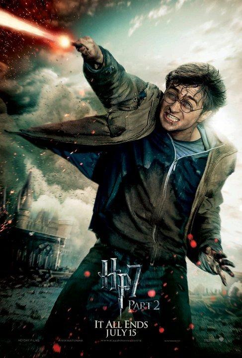 Гарри Поттер и Дары Смерти: Часть 2 2011 - профессиональный