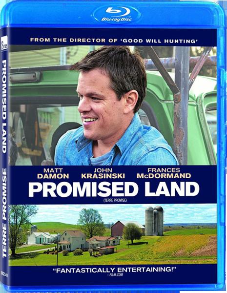 Земля обетованная / Promised Land (2012) Blu-ray