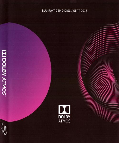 Изображение для Dolby Atmos Demo Disc September (2016) Blu-ray Disc (кликните для просмотра полного изображения)
